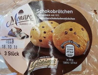Schokobrötchen - Produkt