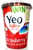 Organic Yogurt Strawberry - Produit