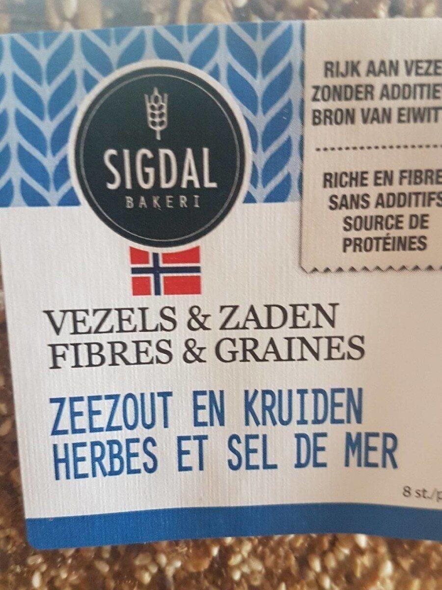 Vezels et zaden / Fibres et graines - Product - fr