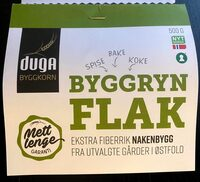 Duga Byggryn Flak - Produit - nb