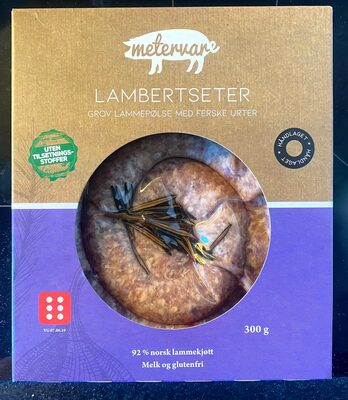 Metervare Lambertseter - Produit - en
