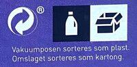 Metervare Lambertseter - Instruction de recyclage et/ou informations d'emballage - en