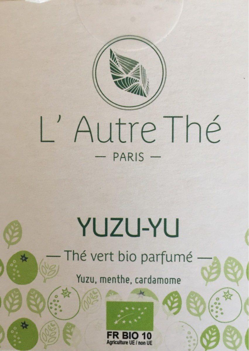 Yuzu-zu - Produit