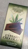 Chocolat Cannabis - Product - fr