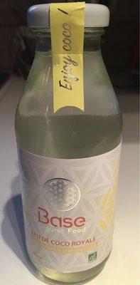 Eau de coco royale - gingembre et citronnelle - Product - fr
