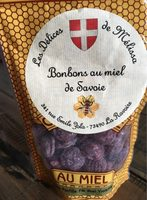 Bonbons au miel de Savoie - Product