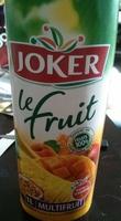 Le Fruit Multifruit - Product - fr