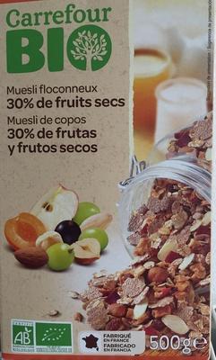 Muesli floconneaux - Produit