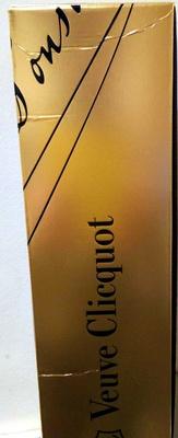 Veuve Clicquot Ponsardin Vintage 2004 (coffret) - Product