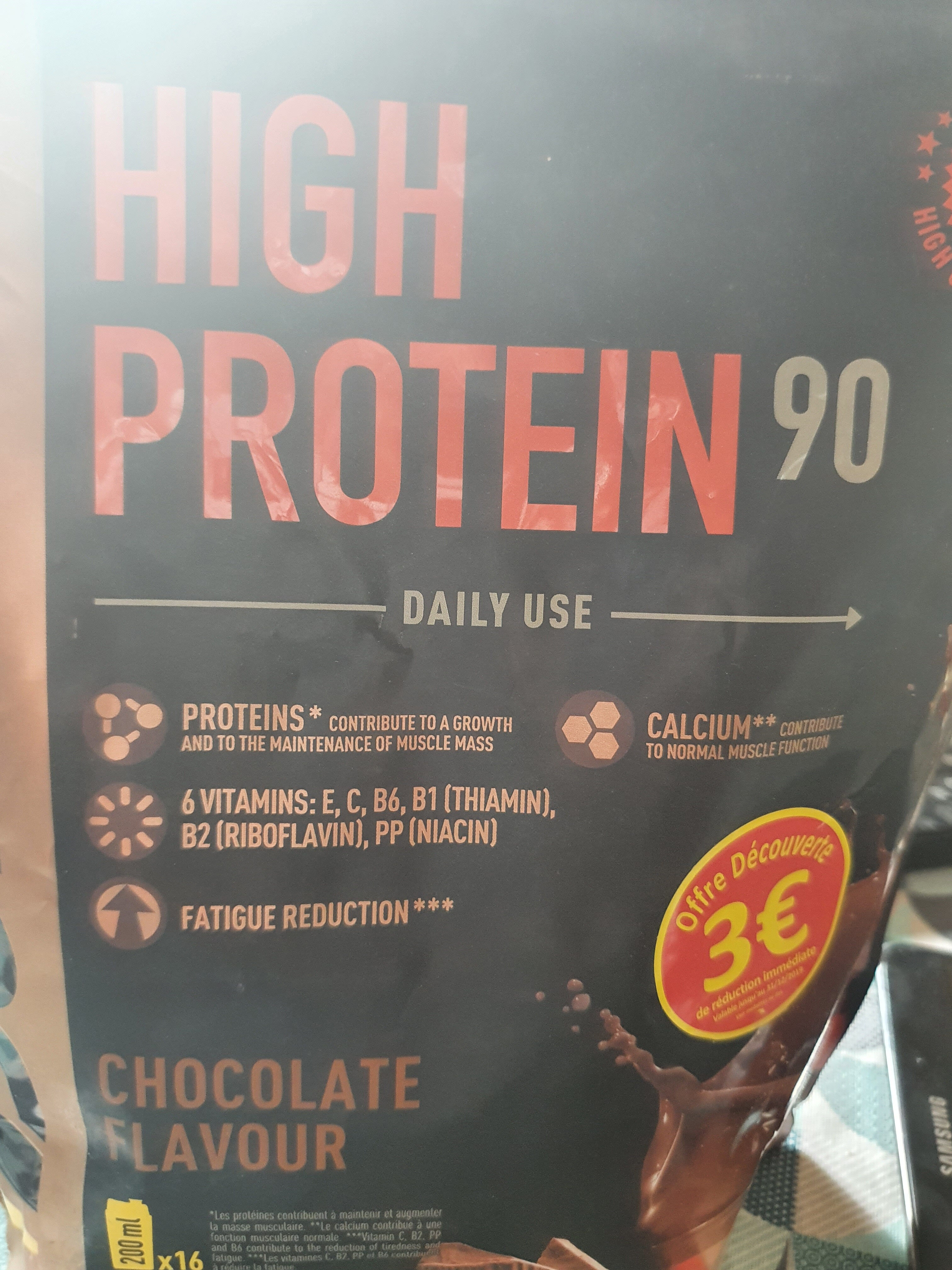 high protéines 90 - Product - fr