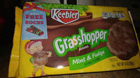 Grasshopper Cookies - Product - en