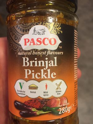 Pasco Brinjal Pickles - Product
