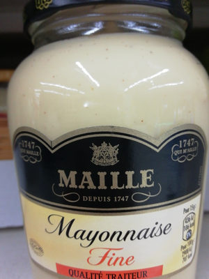 mayonnaise fine - Produit - fr