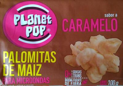 palomitas de maiz para microondas planet pop - Produit