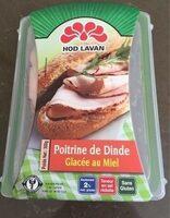 Poitrine Dinde Miel 300G- KLP -12 - Produit - fr