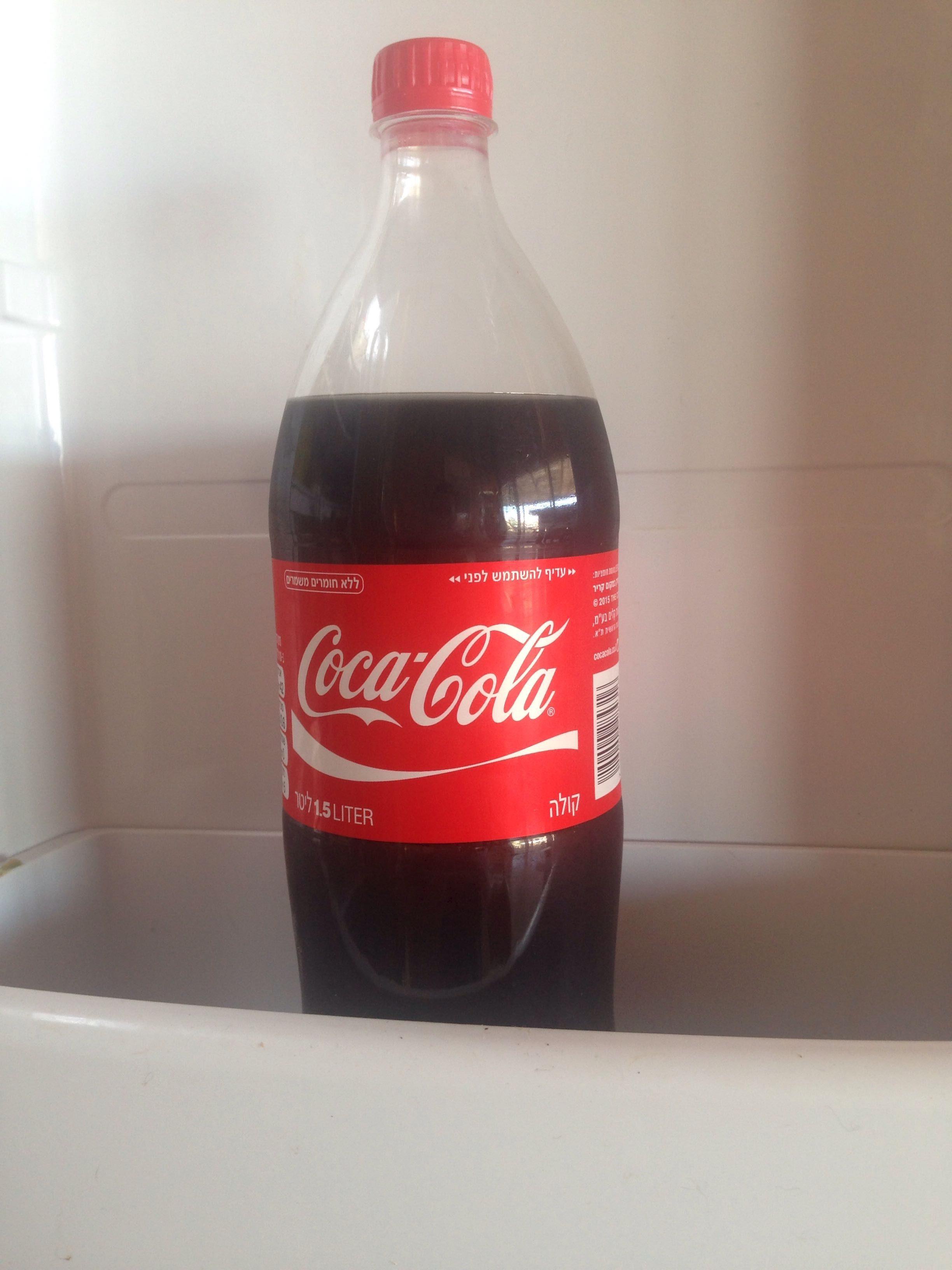 קוקה קולה 1.5 ליטר - Product