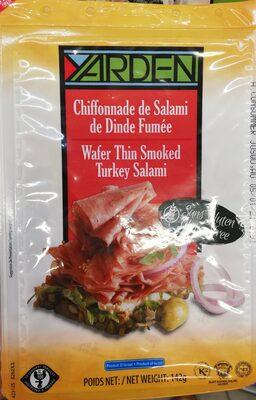 Chiffonnade de Salami de Dinde - Produit - fr