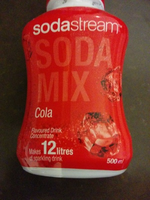 Cola Soda Mix - Product