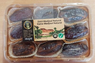 Datil Medjoul natural - Product - fr