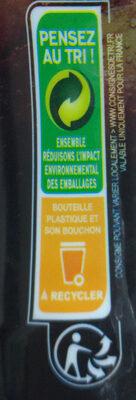 Concentré cola - Wiederverwertungsanweisungen und/oder Verpackungsinformationen - fr
