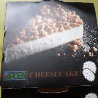 Cheesecake - Produit - fr