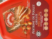 Poitrine de poulet grillée - Product - fr