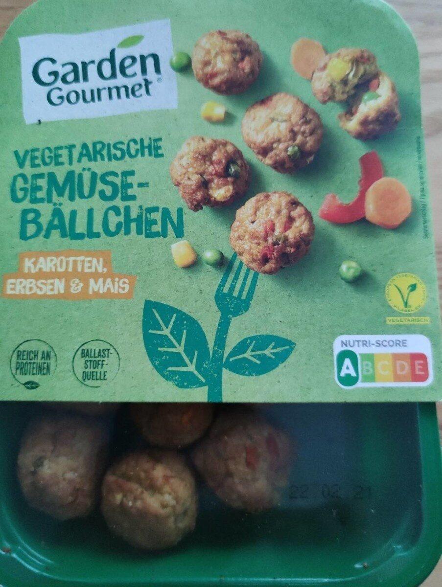 Vegetarische Gemüse - Bällchen - Produkt - de