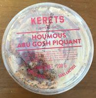 Houmous Abu-Gosh Sauce Piquante - Produit - fr
