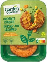 Burger aux légumes - Produit - fr