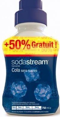 Concentré Cola Sans Sucre + 50% Gratuit - Produit - fr