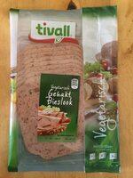 Vegetarisch gehakt bieslook - Product - nl
