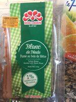 Blanc de dinde Fumé au bois de Hetre - Product - fr