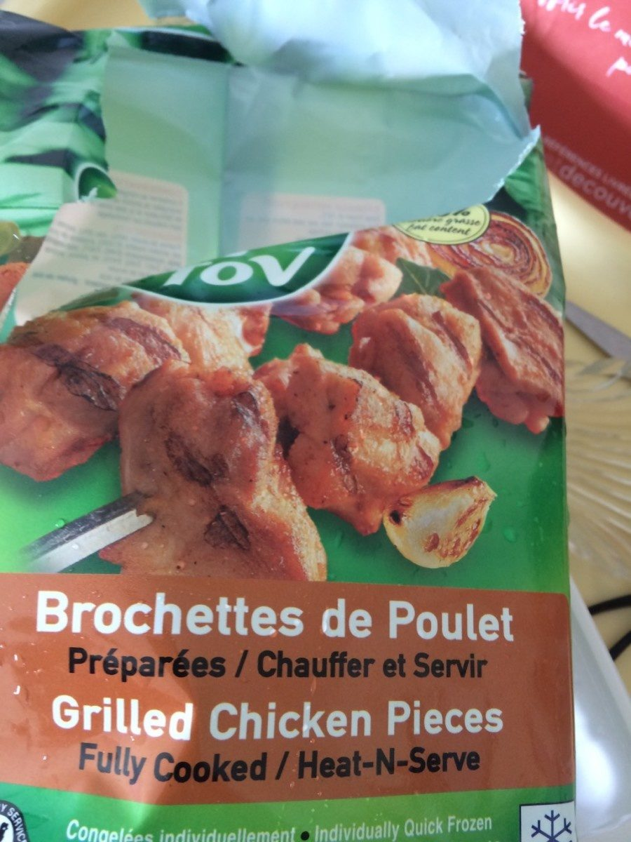 Brochettes of tov - Product - fr