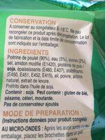 Brochettes of tov - Ingrediënten - fr