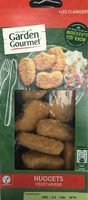 Nuggets vegetariens - Product - fr