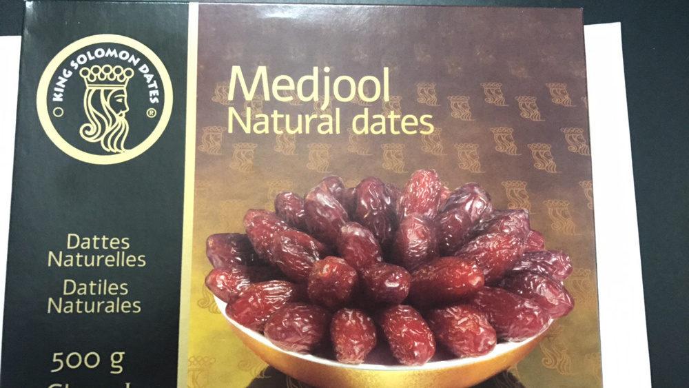 King Solomon Dates Medjool Dates naturelles - Product