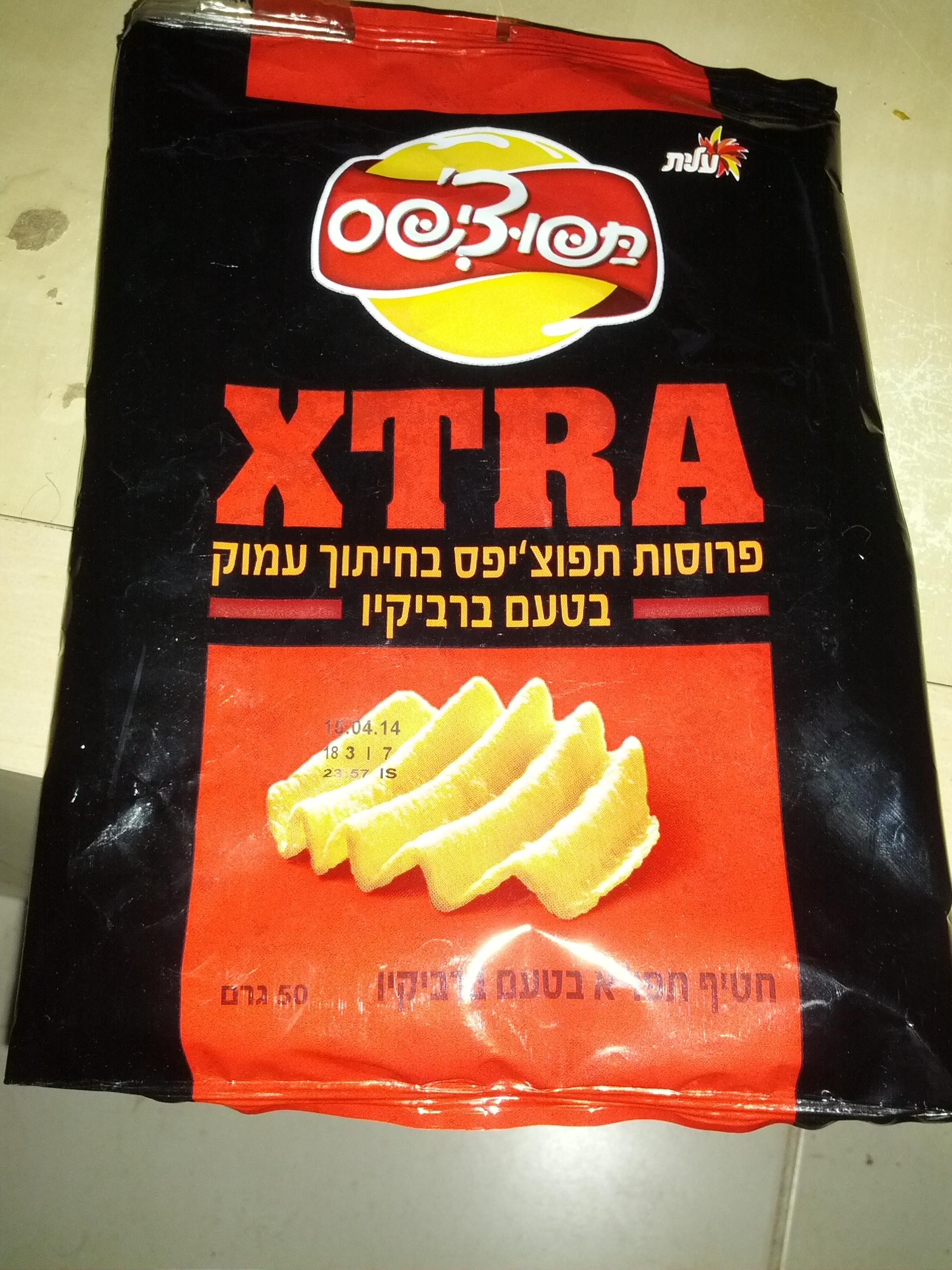 תפוצ׳יפס XTRA - מוצר