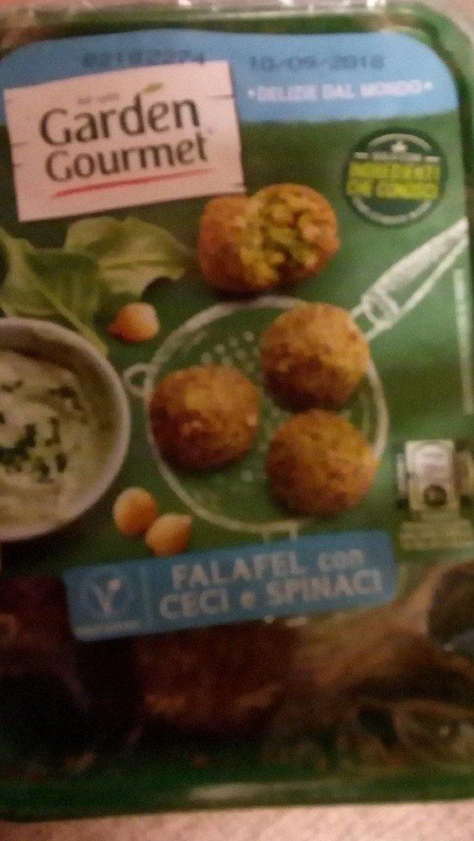 Falafel épinard - Produit - it