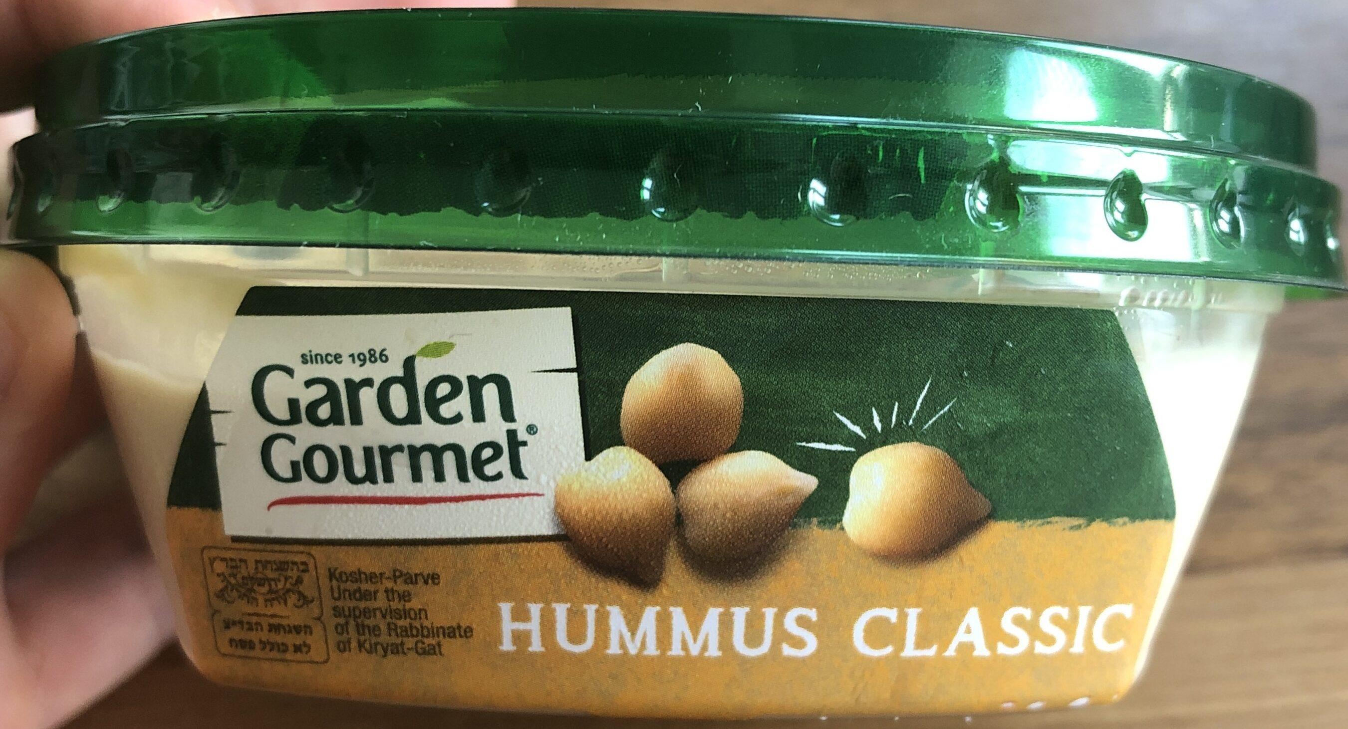 Hummus Classic - Produit