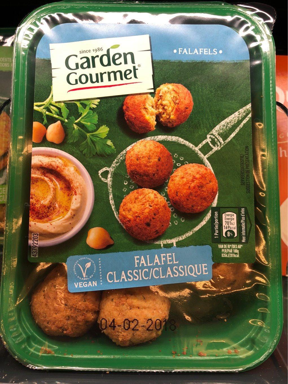 Falafel classic - Produit - fr