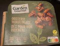 Oosterse wokblokjes - Product - nl