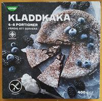 Kladdkaka - Produit - sv