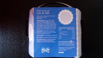 Coop Dagens pasta med Lax & Dill - 2