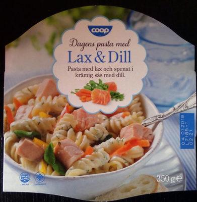 Coop Dagens pasta med Lax & Dill - Produit