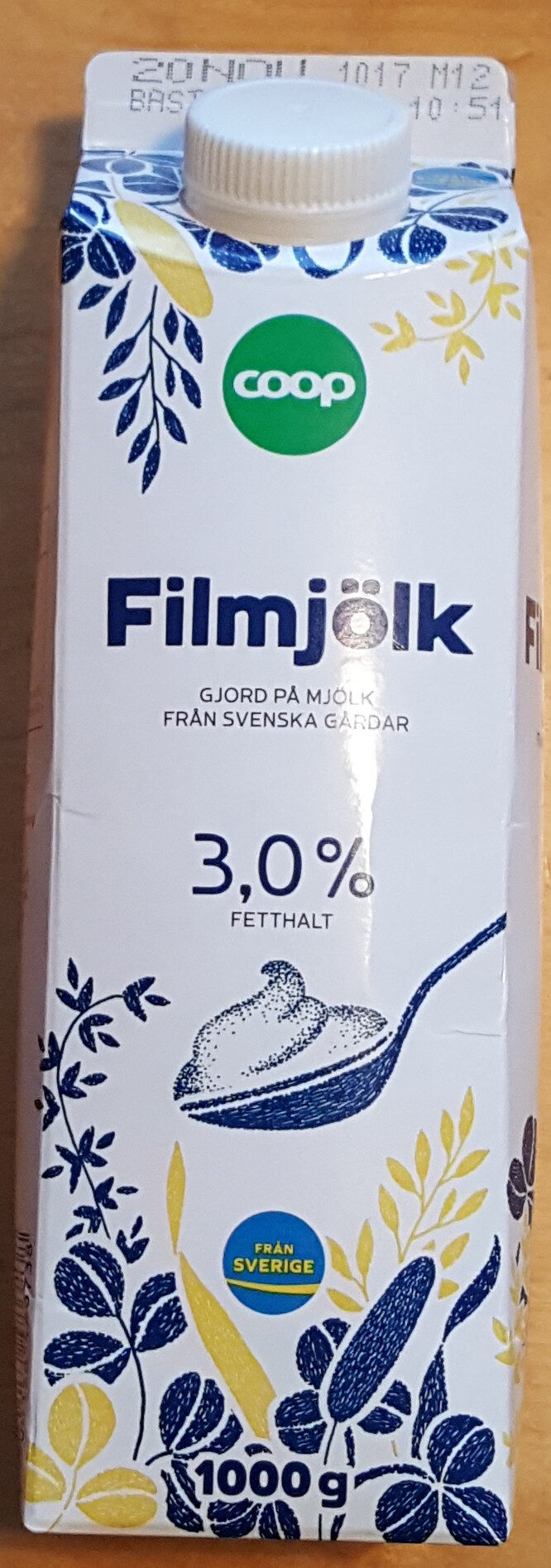 Filmjölk - Product - sv