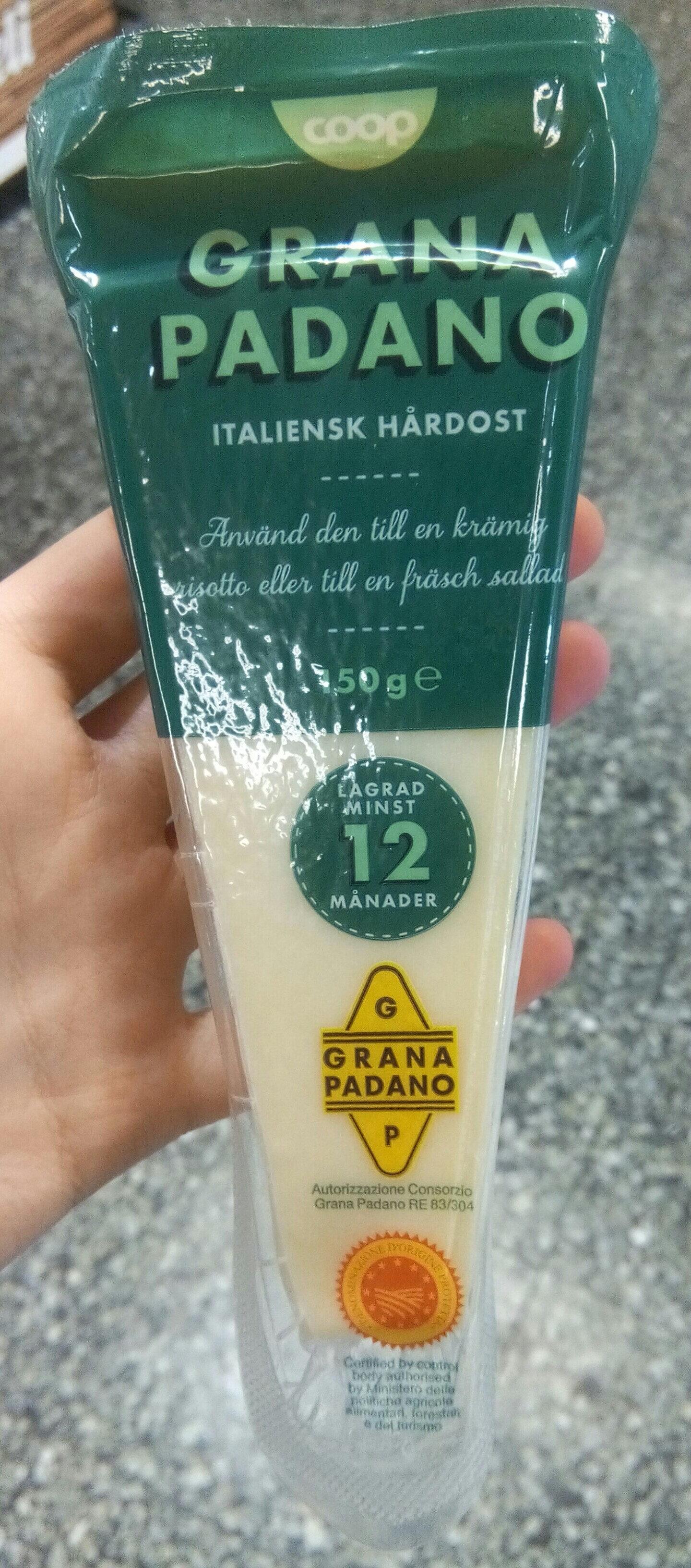 Grana Padano 6 mesi - Produit - sv
