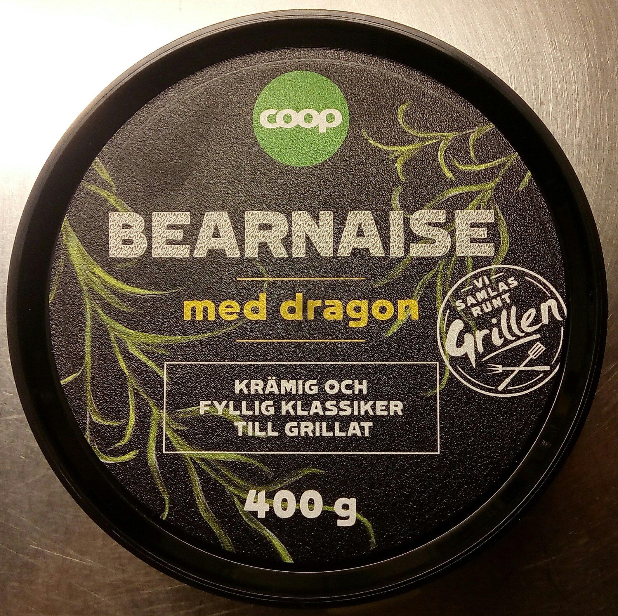 Coop Bearnaise med dragon - Produit - sv
