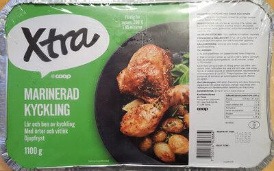 Marinerad Kyckling - Product