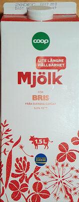 Mjölk - lite längre hållbarhet - Produit - sv