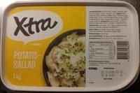 Coop X-tra Potatissallad - Produit - sv